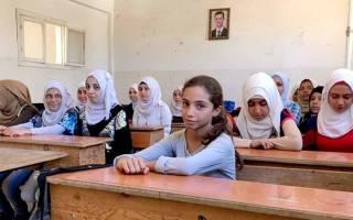 В сирии говорят на языке. Школьная энциклопедия