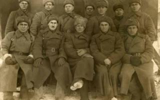 298 стрелковая дивизия. Боевой путь
