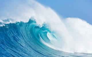 Волна воды во сне. Сонник: к чему снятся волны