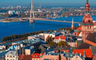 Самые интересные города латвии. Главные достопримечательности латвии