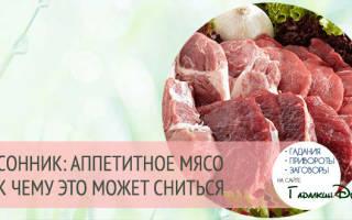 К чему снится мясо женщине. Толкование снов мясо, сон мясо, приснилось мясо
