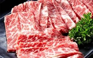 Что же такое мраморная говядина? Японская мраморная говядина (мясо кобе).