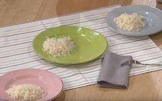 Рассыпчатый рис на гарнир. Как сварить рассыпчатый рис на гарнир правильно