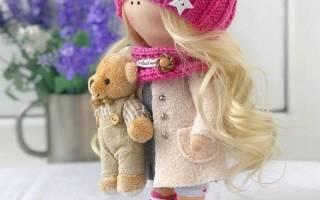 Куклы ручной работы бизнес. Бизнес на пошиве коллекционных кукол из текстиля
