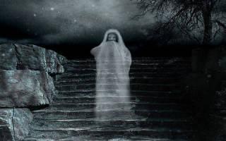 Приснился призрак ребенка. Сонник: призрак во сне