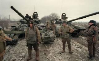 2 чеченские кампании. Война в Чечне: история, начало и результаты