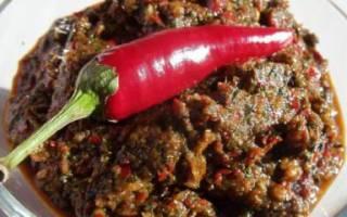 Что приготовить на новый год абхазская кухня. Лучшие блюда абхазской кухни