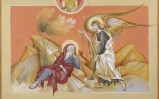 Пророк илия. Икона «Илья Пророк»: фото, в чем помогает