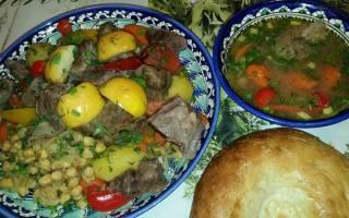 Шурпа из баранины. Рецепт вкусный и 'по-настоящему узбекский'