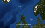 Карта исландии на русском языке. Описание исландии