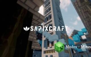 Скачать красивые текстур паки майнкрафт. Лучшие текстур паки для Minecraft