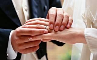 Что говорит священник на венчании. Кольца для венчания