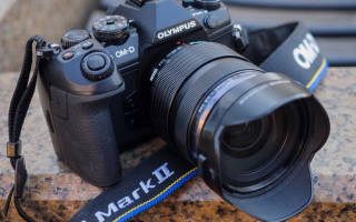 Длительный тест камеры Olympus OM-D E-M1 Mark II.