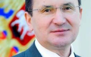 Федоров, николай васильевич. Президент Чувашии: биография и достижения