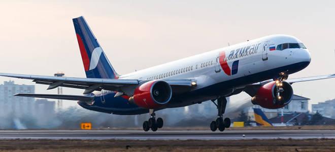 Самолеты Азур Эйр: расположение мест.