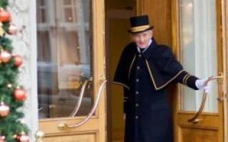 Виды услуг в гостинице. Cамые необычные услуги отелей мира