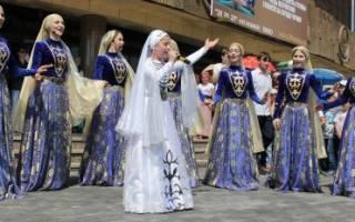 Название чеченцев у др народов. Чеченский народ: культура, традиции и обычаи