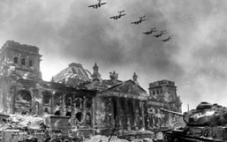 Население берлина в 1945. Штурм Берлина.Как Гитлер помогал нам брать Берлин