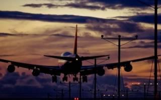 Самолет — жутко безопасный вид транспорта.