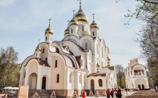 Чем собор отличается от храма? Чем отличается церковь от храма.