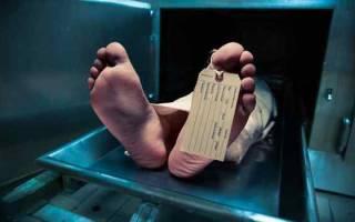 Видеть во сне расчлененное тело человека. Расчлененный труп