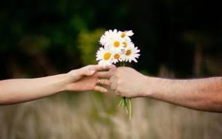 К чему снится что дарят цветы.