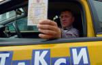 Лицензирование такси госпошлина и документы. Как получить лицензию на такси
