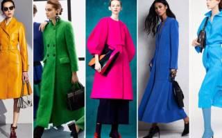 Модное пальто зима цвета стили фасоны. Расцветка и принты