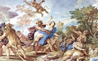 Кто первый принес огонь. Греческая мифология