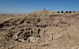 Самое древнее здание в мире. Самые древние сооружения