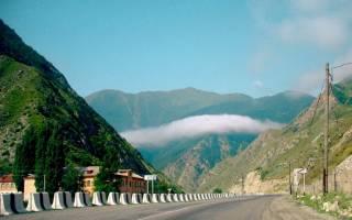 Поездка в южную осетию. Абхазия и Южная Осетия