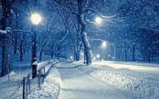 К чему снится зима? Сонник растолкует. Зима толкование сонника