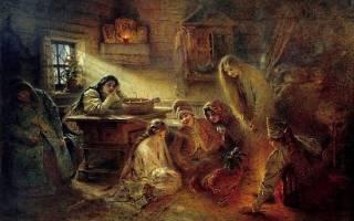 Почему татарам нельзя играть в карты. О «святочных гаданиях» и картах