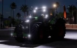 Новые трактора для farming simulator работающие.