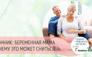 Сонник беременная мама и сестра. Мечта о поддержке