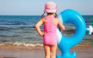 Отдых с ребенком на море куда поехать. Отдых с детьми на море