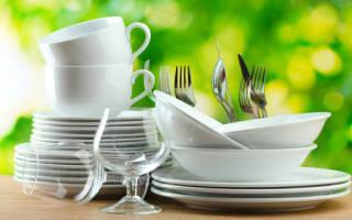 О чем предупреждает сонник, если снится посуда? Стеклянная посуда.