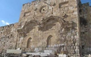 Святые места Израиля: обзор-путешествие. Зачем нам Святая Земля