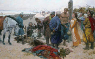 Были ли на руси рабы. Развитие института рабства