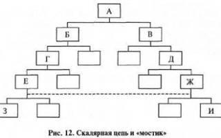 Цель координации. Организационный процесс