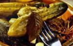 Огурцы сладкие маринованные на зиму. Сладкие огурцы на зиму