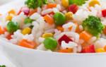 Способы приготовления риса как гарнир. Вкусный гарнир из риса, рецепт с фото