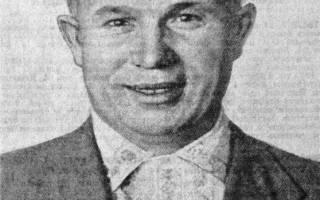 Биография Хрущёва. Ссср в годы правления хрущева