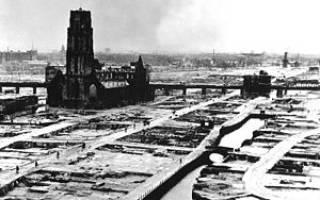 Голландская армия во второй мировой войне. Нидерланды во второй мировой