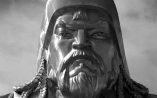 Гумелёв В.Ю. О происхождении монголов Чингисхана