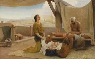 Пророк моисей создание библии. Чудесное спасение младенца