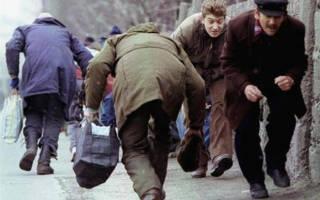 Боснийская война. Ретроспектива: война в Боснии