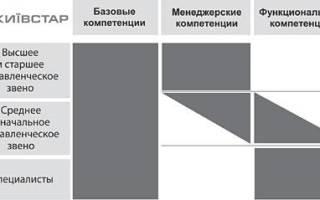 Личностные компетенции сотрудников: условия формирования и развития.