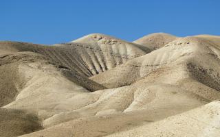 Иудейская пустыня израиль. Иудейская пустыня (Judaean Desert)