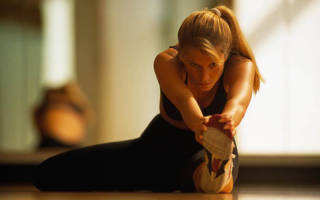 Тренировка мышц антагонистов. Физиология растягивания